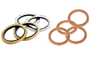 Bonded Seals & Copper Washer