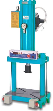 Hydropneumatic Press