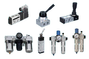 Frl Unit and Pneumatic Valves